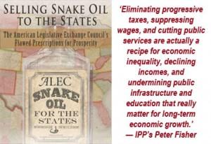 ALEC Snake Oil