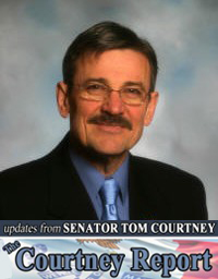 State Senator Tom Courtney