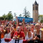Student Rally at ISU