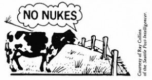 no nukes cow