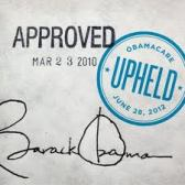 obamacare approved