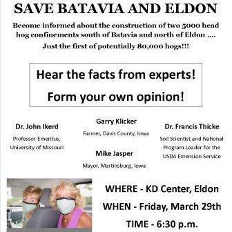 save batavia and eldon