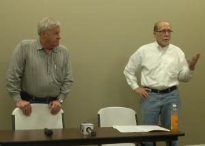 Representatives Peterson and Loebsack