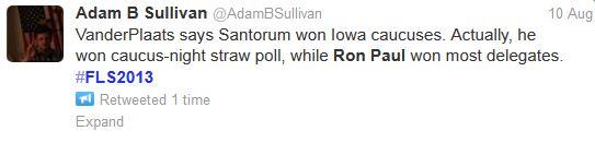 Analysis Ron Paul