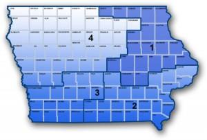 Iowa Congressional Districts