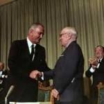 Johnson and Truman