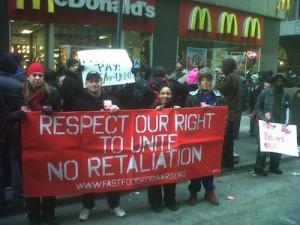 striking-fast-food-workers