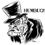 scrooge humbug