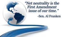 al franken on net neutrality