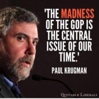 krugman gop madness