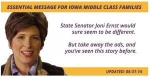 Ernst Msg on Braley Website