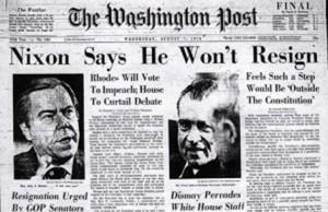 Aug. 7, 1974 Washington Post