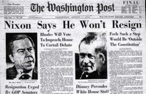 Aug. 7, 1974 Washington Post