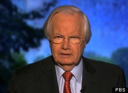 Bill Moyers retired from his PBS show this week