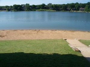 Lake Macbride Beach July 14