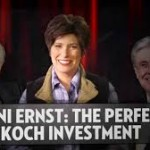 joni ernst the perfect Koch investment
