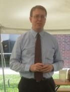 Senator Rob Hogg on Aug. 11