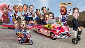 2016 repug pres candidates