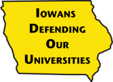 Iowans Defending Our Universities