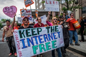 keep the internet free