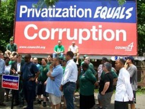Privatizatin-equals-corruption