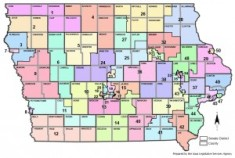 iowa legislative districts