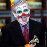 newt clown