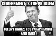 Reagan on government