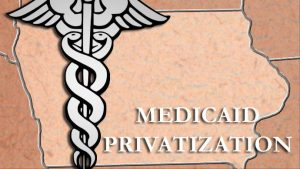 Medicaid+Privatization