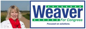 Weaver for Congress