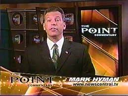 sinclair mark hyman the point