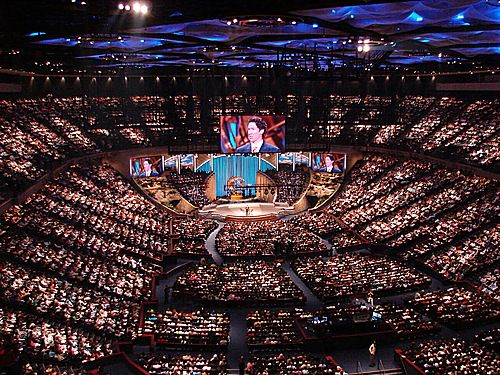 Osteen's church