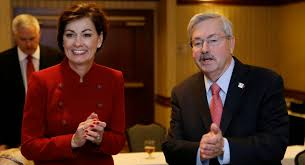 Reynolds and Branstad