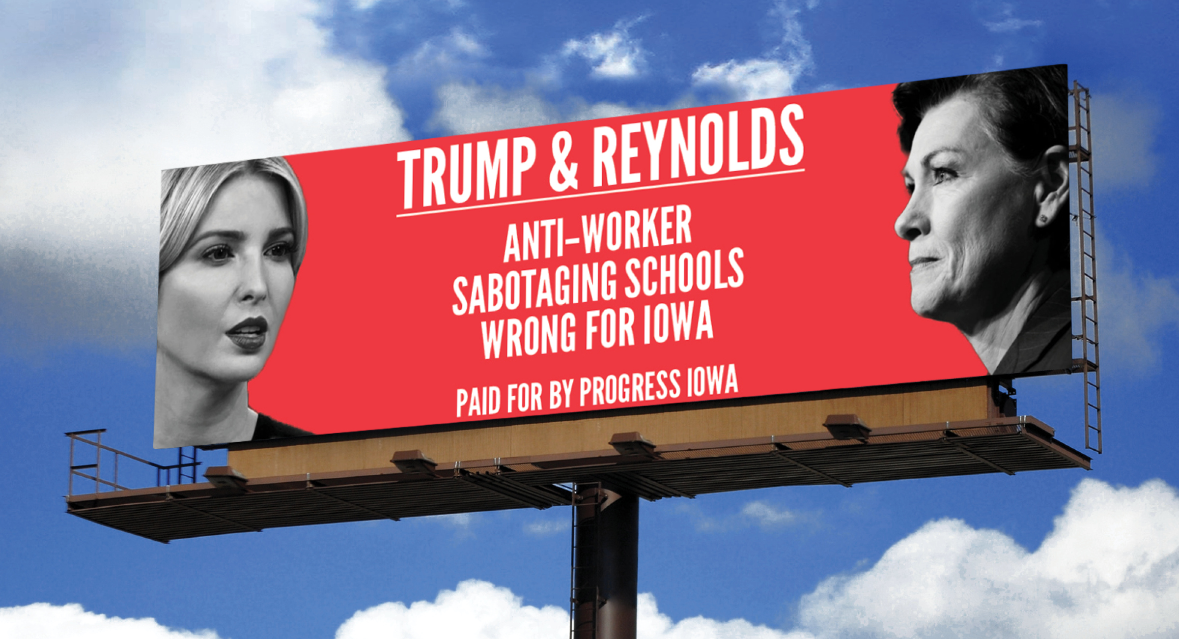 Ivanka Trump Meeting with Gov. Reynolds Monday