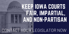 keep iowa courts fair
