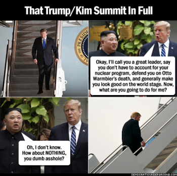Trump:Kim summit