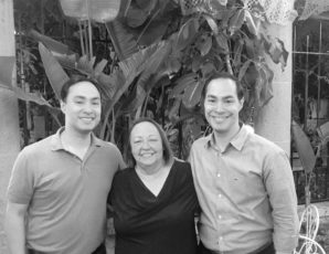Julian and Joaquin Castro