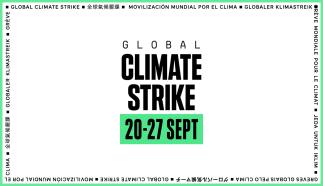 globsl climate strike sept. 20 - 27