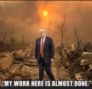 Trumpian apocalyse