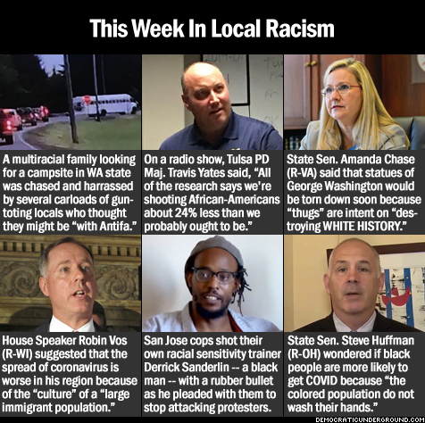Local racism